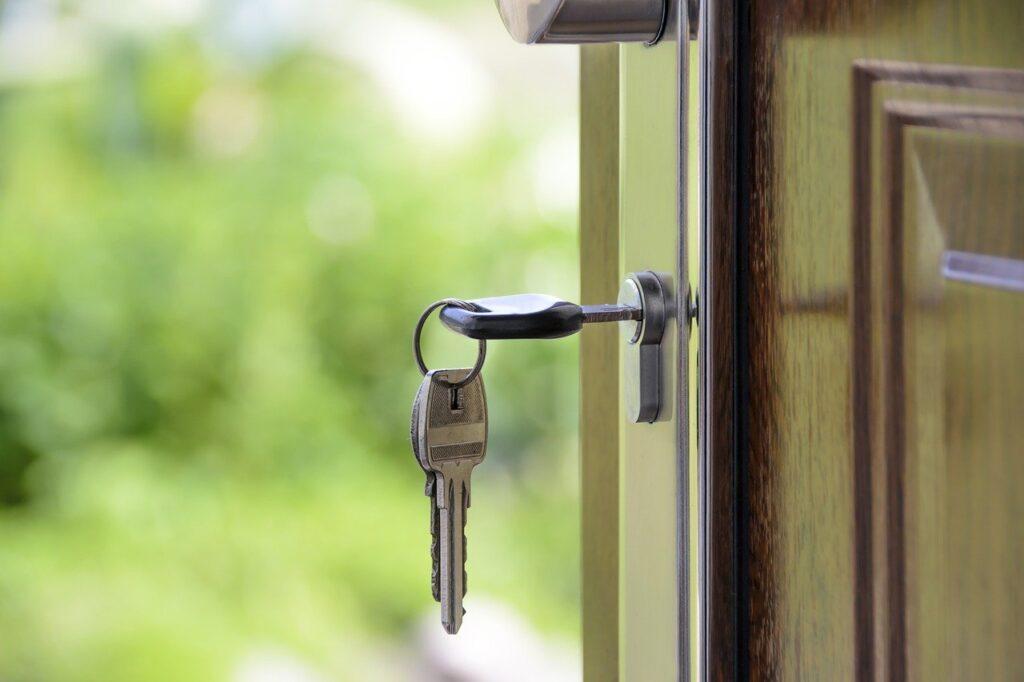house, keys, key